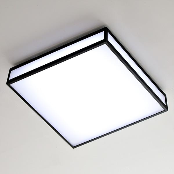 LED 브릭 거실등-블랙or화이트