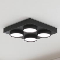 LED 토이 블럭 방등-블랙or화이트