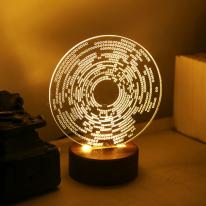 별자리 LED 스탠드