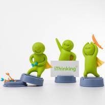 iThinking 용기소년 명함 & 메모홀더