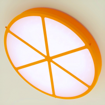 LED 오렌지 방등