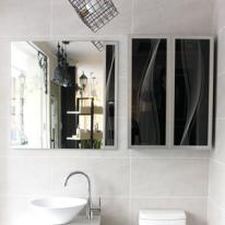 로망스 욕실거울