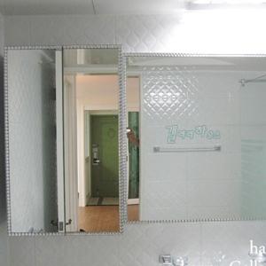 쥬얼리 욕실거울