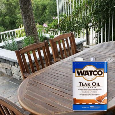 [와코] WATCO 티크 오일