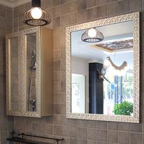 모나리자 골드 욕실거울