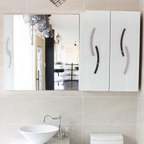 챌린저 욕실거울