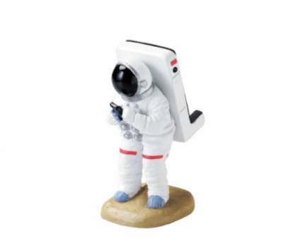 마그넷 스마트폰 스탠드-우주비행사