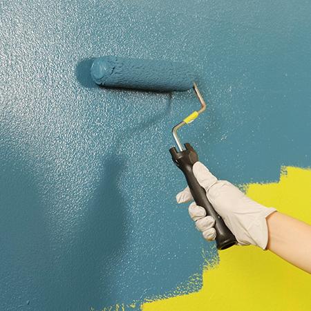 6인치 롤러세트 일반형/작은 면적 벽면/벽지