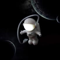 USB 우주비행사 무드램프