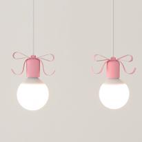 LED 리본2등 펜던트-5color
