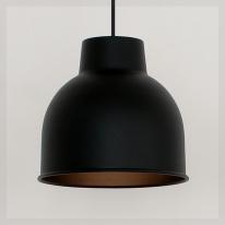 LED 마스1등 펜던트-블랙