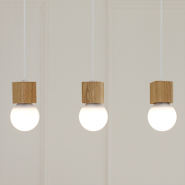LED 에잇3등 펜던트