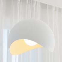 LED 빈1등 펜던트-블랙&화이트