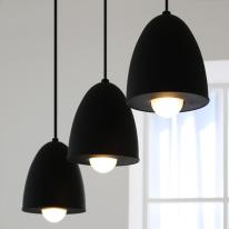 벨3등 펜던트[LED]-일자형