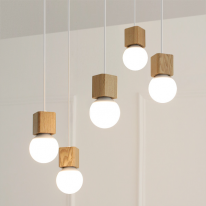LED 에잇5등 펜던트