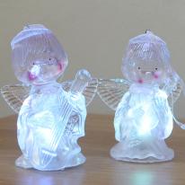 [투플레이스] LED 천사 무드등 4종세트