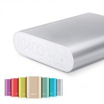 HEAD 정품 디지털 보조배터리 10400mAh -실버 +젤리케이스