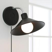 LED 플루토 벽걸이 [블랙&화이트]