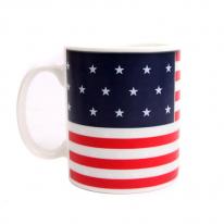 U.S.A 온도 머그컵