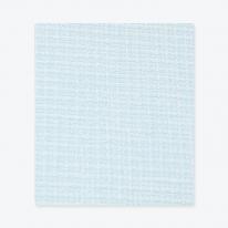 [월플랜]G87334-3 심플라인 블루(풀바른실크)