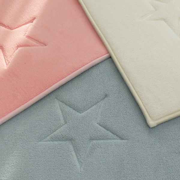스타 메모리폼 발매트 (색상선택)