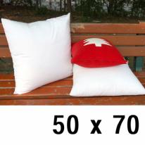 [콩지] 폴리에 극세사 항균 베개솜 50x70