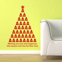 크리스마스패턴 - 나무
