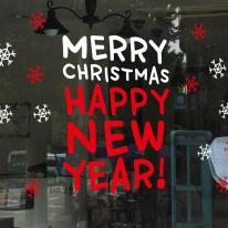 성탄절스티커_Happy New Year