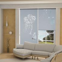 은은한 채광이 돋보이는 레이저 블라인드 러브캣츠