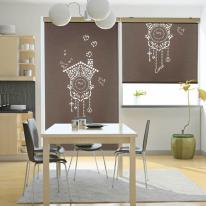 은은한 채광이 돋보이는 레이저 블라인드 해피타임