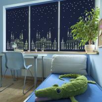 은은한 채광이 돋보이는 레이저 블라인드 샤이닝캐슬