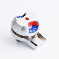 탱크 큐비클잠금쇠 (화장실 잠금장치)