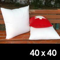 [콩지] 폴리에 쿠션솜 40x40