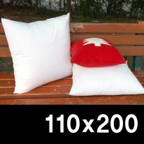 [콩지] 폴리에 목바닥솜 110x200