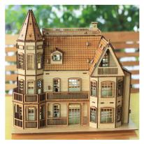 DIY나무모형 로렐타운 홈