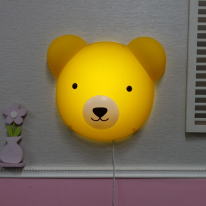 밝기조절 LED형 빅베어 벽등
