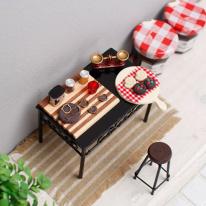 쿠킹 테이블 세트