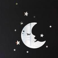 [주문제작] D.꿈꾸는 달빛 아크릴 미러
