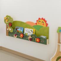 어린이집감각교구장 책꽂이감각놀이(cj021)