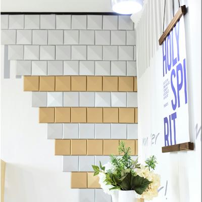 [한정특가]DIY ART 쿠션타일[작은사각]140*140