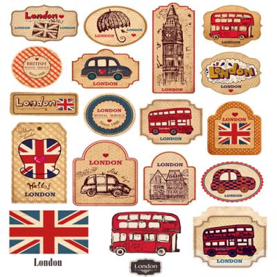 3D전사지]런던(99860)