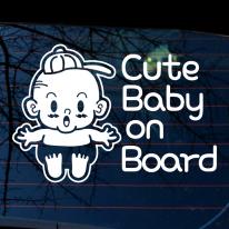 마이클 귀요미 Baby on board