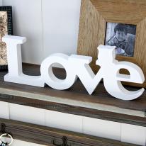 LOVE/HOME 이니셜