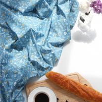 60수아사면]대폭 그녀의산책길-블루(a1503)