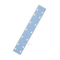 핸드파일용 짝짝이 연마지(14홀) 70x420mm[SIA_102~105]