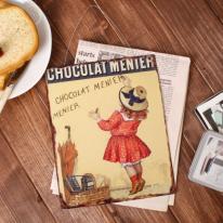 [2HOT] 초콜렛마니아 틴 사인보드