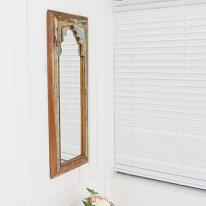[바네스데코] 빈티지 우드 VD B 198 거울
