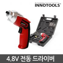이노툴즈 4.8V 충전 드라이버 INNT-0019 /가정용/DIY