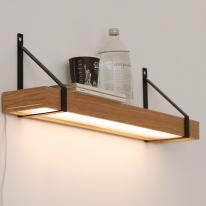 [LED] 플라잉 벽걸이 선반