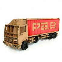 DIY 컨테이너트럭